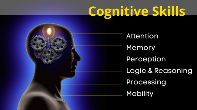 What makes you successful? – Only Cognitive Skills