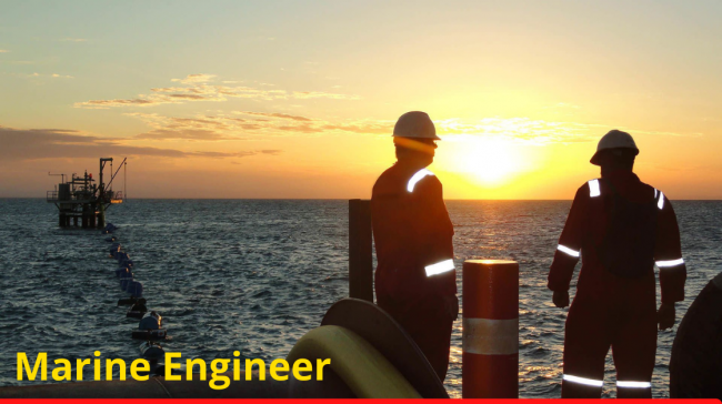 What does a Marine Engineer do? | Career