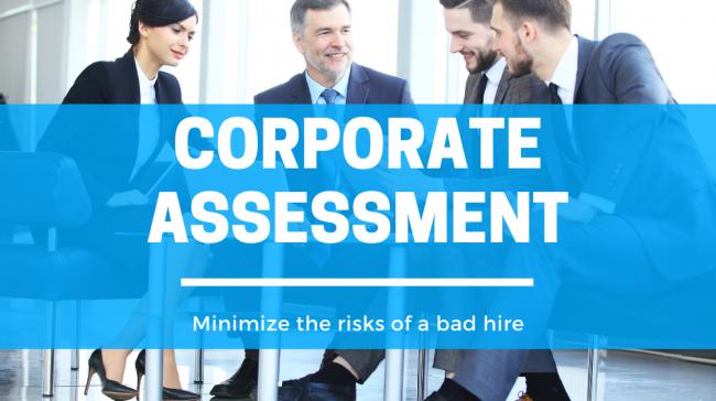 Corporate Wellness Needs Assessment